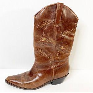 Matisse Albuquerque Western Boot Size 8